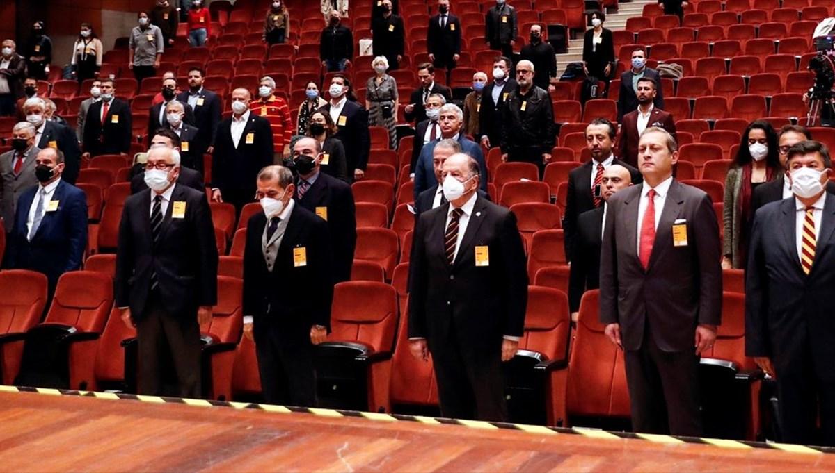 Galatasaray'da genel kuruldan yönetime tam yetki