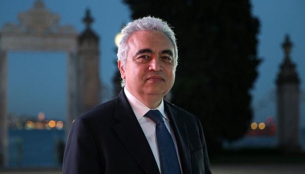 IEA Başkanı Birol: Temiz enerji harcamaları coğrafi olarak eşit değil