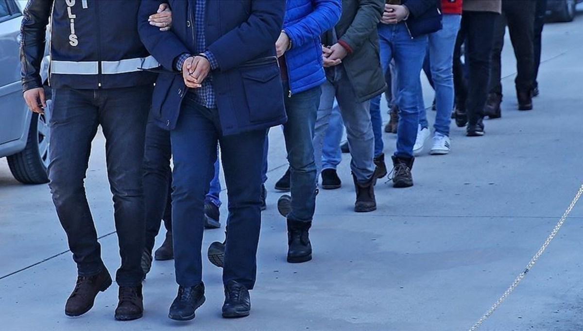 İstanbul'da FETÖ'ye yönelik operasyonda 26 şüpheli yakalandı