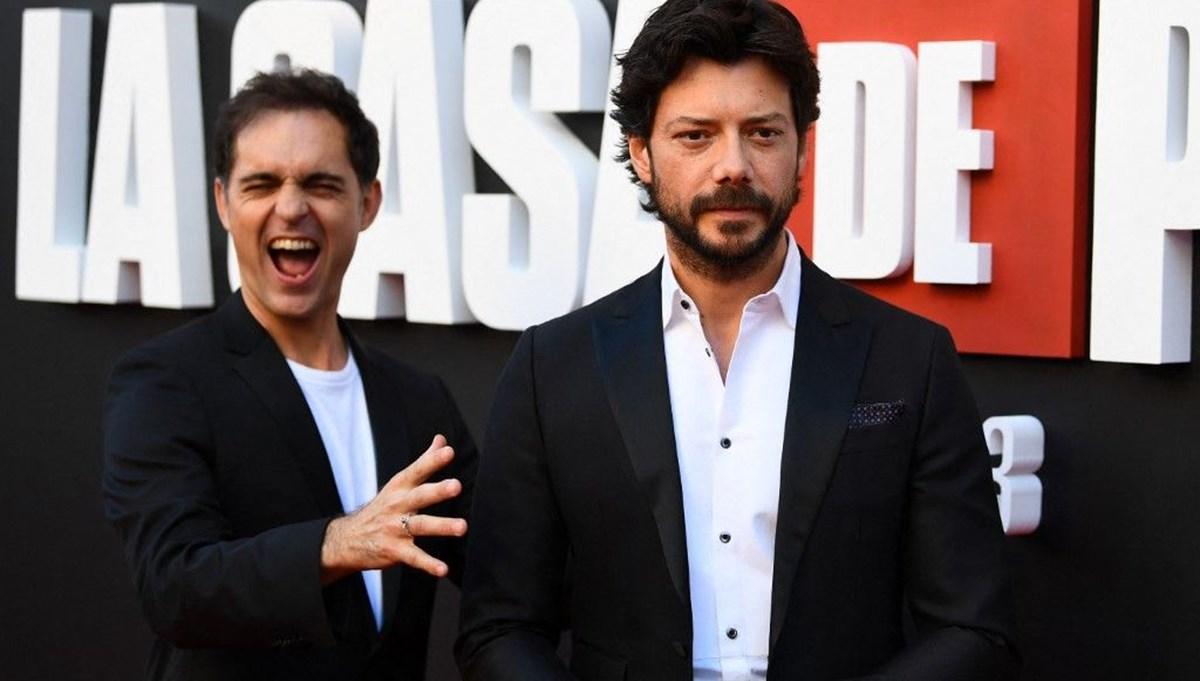 La Casa De Papel'in 'Berlin'i Pedro Alonso: Dizi yeniden çekilse 'İstanbul' olurum