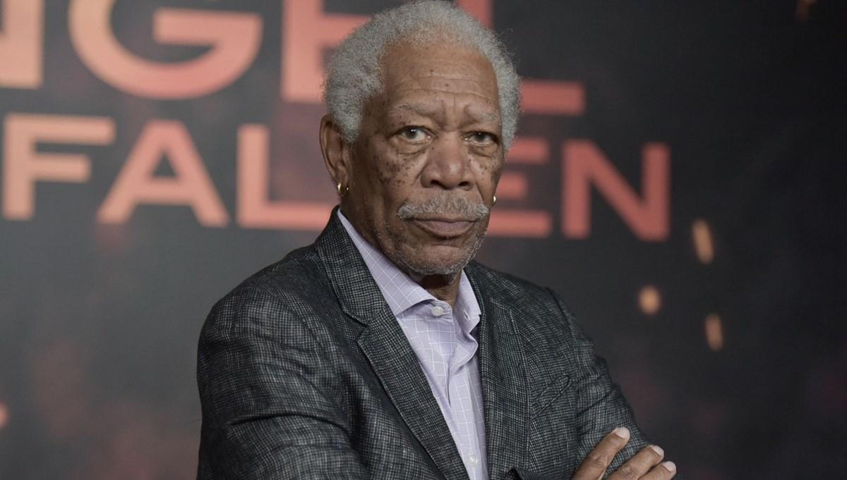 Morgan Freeman: Polislerin çoğu işlerini yapıyor