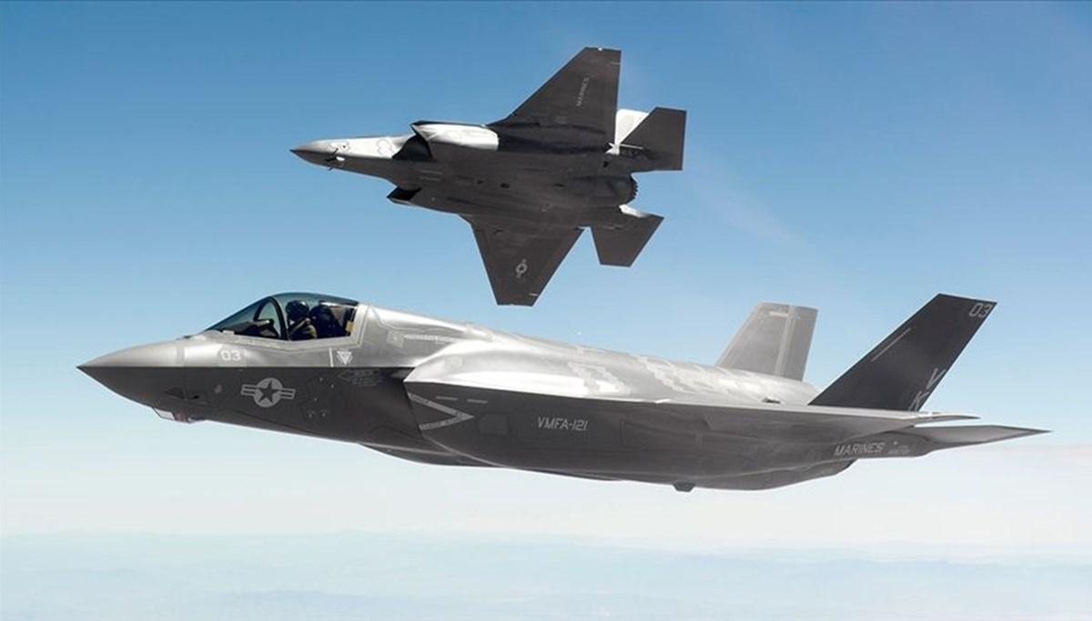 MSB: Türkiye ve ABD Savunma Bakanlıkları arasında F-35 konusunda Ankara'da toplantı gerçekleşti