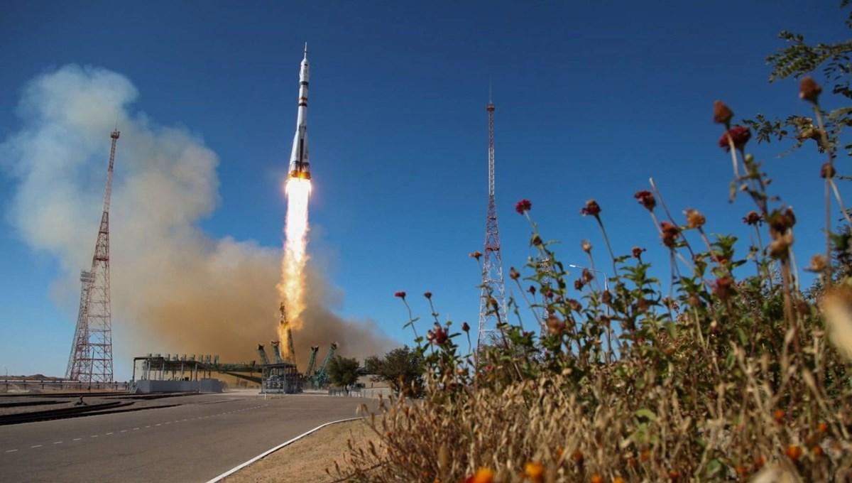 Rusya, Uluslararası Uzay İstasyonu'na insansız kargo aracı gönderdi