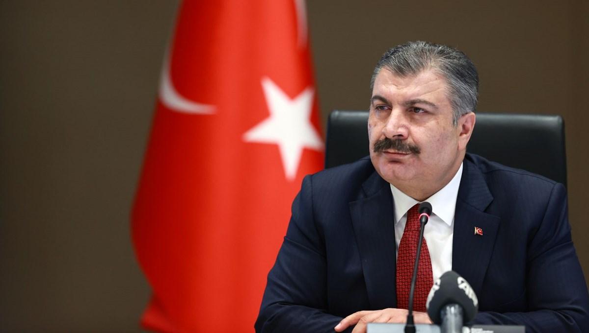 Sağlık Bakanı Fahrettin Koca'dan gribal enfeksiyon uyarısı